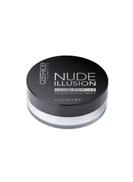 CaTRIce Nude Illusion Face Loose Powder White