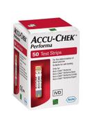 Accu-Chek 50-Piece Performa Test Strips Set