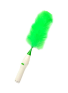 Generic Cleaning Duster Green White