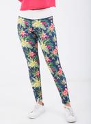 Skipz Floral Paradise Pants Multicolour