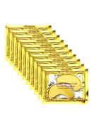 FADANY Pair Of 30 Crystal Collagen Gold Powder Eye Mask