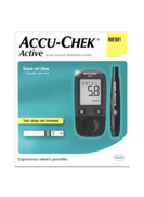 Accu-Check Accu-Chek Active blood Glucose Monitor