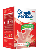 Biophe Strawberry Flavour Growth Formula WG Sachets 330 g