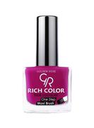 Golden Rose Rich Colour Nail Lacquer Pink 12