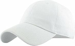 Summer Baseball and Snapback Cap