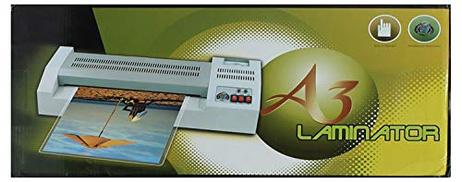 Laminator Machine Pouch Laminator A3 HD