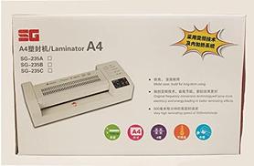 sg laminator A4