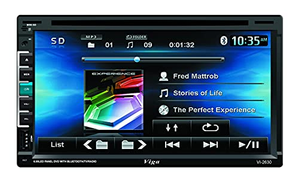 Viga Double Din USB and SD, Bluetooth , CD and AUX - 2724565111220