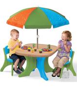 Play & Shade Patio Set