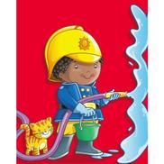 Dan The Fireman Book