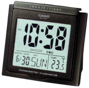 Desktop Digital Clock DQ-750F-1DF - Casio