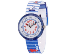 Flik Flak ZFBNP020 Analog Fabric Watch for Kids