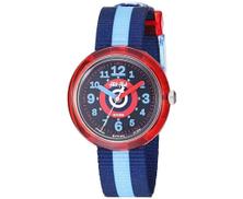 Flik Flak ZFPNP040 Analog Fabric Watch for Kids