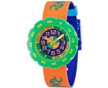 Flik Flak ZFPSP002 Analog Fabric Watch for Kids