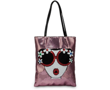 JB Shopper Bag For Women - Pink