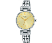 Alba Watch for Women - Analog Stainless Steel Band AH8269X