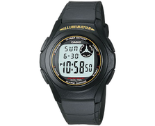 Casio F-200W-9A For Men- Digital, Casual Watch
