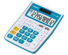Calculator MJ-12VC-BU - Casio