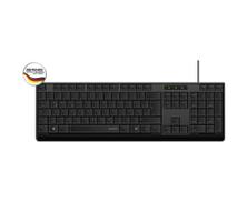 SPEEDLINK SL-640001-BK Niala Usb Ergonomic Full-Size Keyboard - Black 640001