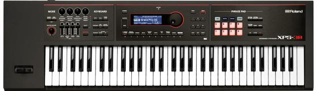 Roland XPS-30 Synthesizer Keyboard