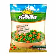 Sunshine Sun Shine Peas & Carrots - 400 gm
