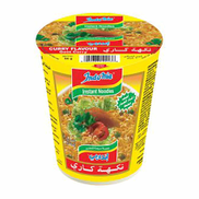 Indomie Curry Instant Noodles Cup - 60gm