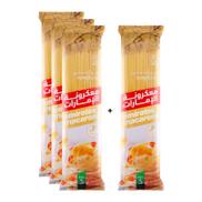Emirates Macaroni Spaghetti - 400 Gram - 4 pieces