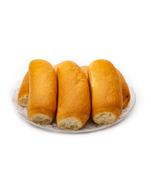 Mini Baguette Bread - 10 Pieces