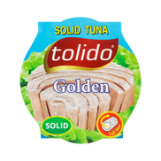 TOLIDO TUNA SOLID 185G