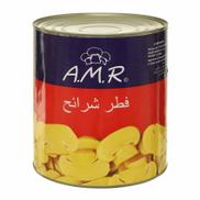 Amr Mushroom Slices - 2840gm