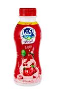 Lactel Duetto Strawberry Yogurt Drink - 220 ml