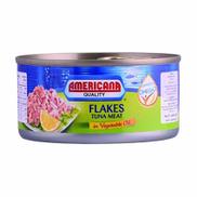 Americana Tuna Flakes - 140gm