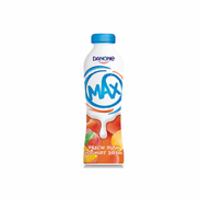Danone Max Peach Yoghurt Drink - 220gm