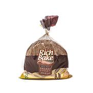 Rich Bake Brown Bread - 180gm