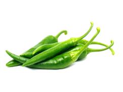 Green Chilli Pepper - 500gm