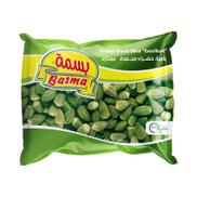 Basma Frozen Green Okra Excellent - 400 Gram