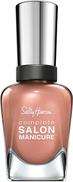 Sally Hansen Complete Salon Manicure, Nude Now, A Nude Nail Polish, 14.7 ml