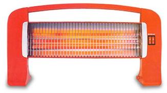 Sonai SH-3326 Electrical Heater 1400 W Red SH3326