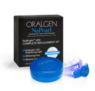 NuPearl ADVANCED NUBRIGHT LED BRIGHTENING LIGHT REPLACEMENT KIT by Oralgen