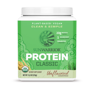 RICE PROTEIN Natural 13.2oz 375g by Sunwarrior