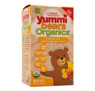 YUMMI BEARS VITAMIN D3 GUMMIES 60 Count by Hero Nutritionals