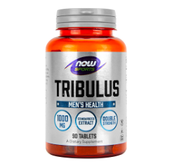 TRIBULUS MEN'S HEALTH 1000mg Double Strength 90 Tablets by NOW