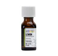 LEMON ESSENTIAL OIL 0.5 oz 15ml by Aura Cacia