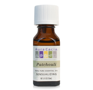 PATCHOULI ESSENTIAL OIL 0.5 oz 15ml by Aura Cacia