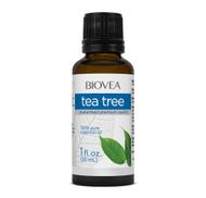 BIOVEA Aromatherapy TEA TREE ESSENTIAL OIL 1 fl. oz 30ml by BIOVEA