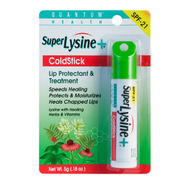 SUPER LYSINE COLDSTICK 0.18oz 5g by Quantum Health