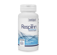 RESPITRIN Advanced Respiratory Support 60 Vegetarian Tablets by Newton-Everett Nutraceuticals