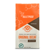 THE ORIGINAL DECAF COFFEE Whole Beans 12oz 340g by Bulletproof