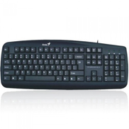 Genius 31300700107 KB110 USB Keyboard Black
