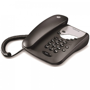 Motorola CT1 Corded Landline Phone - BLACK